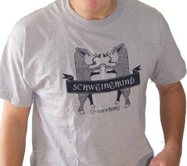 Schweinehund T-Shirt